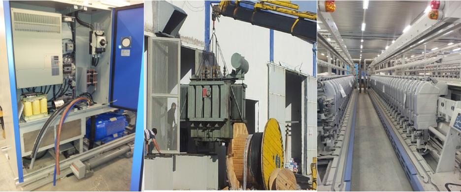 Endüstriyel tesislerin elektrik sistemlerinin montajını yapmak, periyodik test ve bakımlarının yapıl