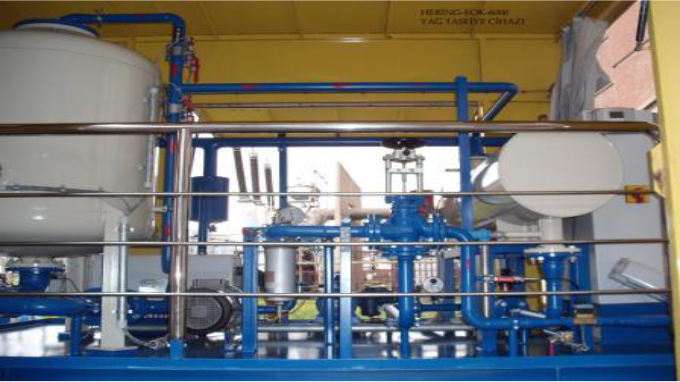YG güç transformatörlerinde yağ doldurulması ve yağ tasfiyesi